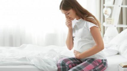 Hamilelikte mide bulantısına ne iyi gelir? Hamilelikte mide bulantısı ne zaman geçer?