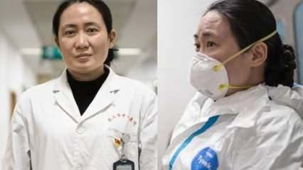 Koronavirüsü ilk gören doktor her şeyi anlattı, Pekin yönetimi röportaja el koydu