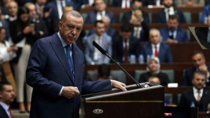 Erdoğan'dan Türkiye'deki ilk koronavirüs vakası ile ilgili kritik açıklaması!
