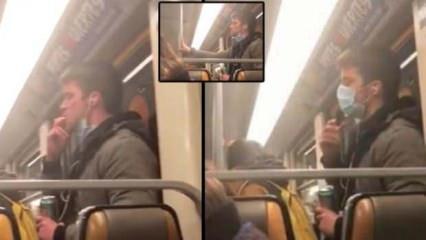 Koronavirüs Türkiye'ye sıçradı! İki Avrupa ülkesi OHAL ilan etti! Metroda şok görüntü