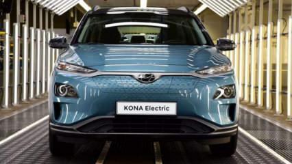 Hyundai ve Kia Avrupa'da üretime ara veriyor