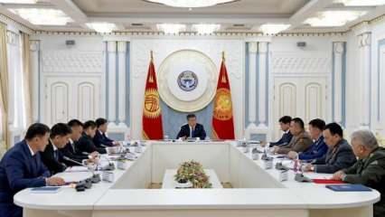 Kırgızistan'da 3 kişiye koronavirüs teşhisi konuldu