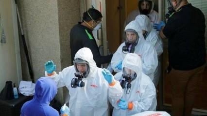 ABD'de koronavirüsten ölenlerin sayısı arttı!