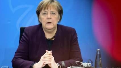 Almanya Başbakanı Merkel'den korkutan açıklama: 2'nci Dünya Savaşı'ndan beri...