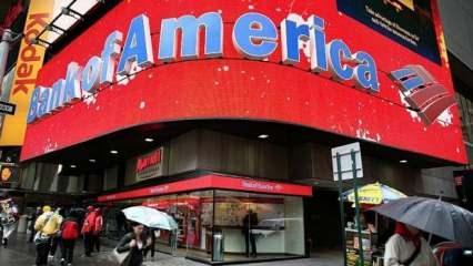 Bank of America resmen ilan etti: Ekonomi resesyona girdi