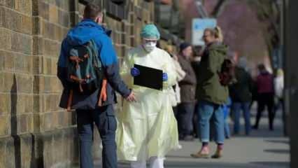 BM: Almanya'da 10 mülteciye koronavirüs teşhisi konuldu