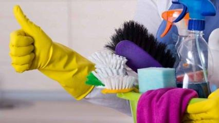 Doğru temizlik nasıl olur? Evinizi corona virüsünden temizleme yolları