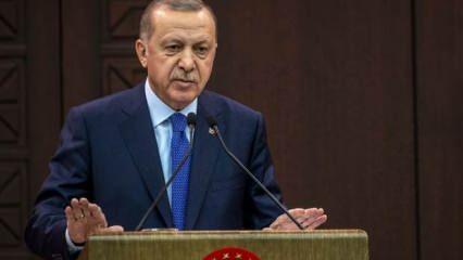 Erdoğan'dan koronavirüs talimatı! Yeni paket yolda