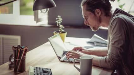 Evden çalışanların uyması gereken 8 önemli kural