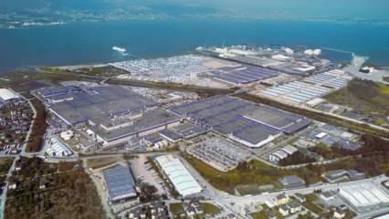 Ford Otosan Türkiye'deki üretime ara veriyor