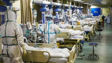 İran 3 farklı koronavirüs senaryosu açıkladı: 4 milyon vaka, 3,5 milyon ölü
