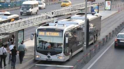 İstanbul'da ulaşım seferlerine Corona virüs kısıtlaması geldi!