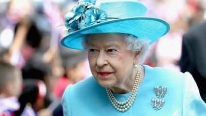 Kraliçe Elizabeth'e koronavirüs mü bulaştı?