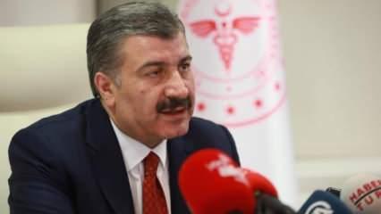 Sağlık Bakanı Koca'dan 'OHAL' sorusuna çarpıcı cevap!