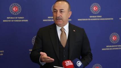 Son dakika: Bakan Çavuşoğlu: 3 bin 614 kişi Türkiye'ye dönüyor
