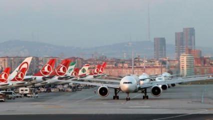 Son dakika kararı: 46 ülkeye daha uçuşlar durduruldu!