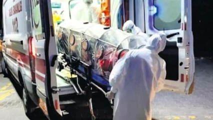 Türkiye'de koronadan ölen kişilerin yaş ortalaması...