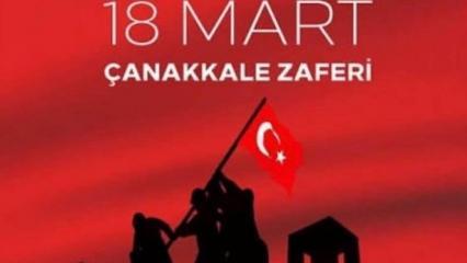 Ünlü isimlerden 18 Mart Çanakkale Zaferi paylaşımları