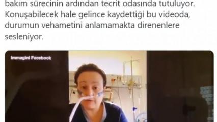 Vatikan Büyükelçisi paylaştı! Korona hastası yaşadıklarını böyle anlattı