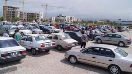 30 bin TL altı ikinci el satılık araç modelleri! Sahibinden ucuz otomobil fiyatları