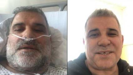 Almanya'da koronavirüsüne yakalanan Türk yaşadıklarını böyle anlattı