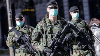 Rusya devrede! Avrupa ve ABD'de ordu neden sokağa indi? Yoksa koronavirüs bir bahane mi?