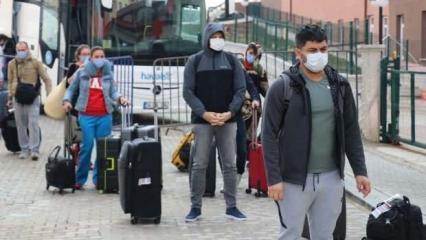 Bakan Kasapoğlu açıkladı: 23 ilde 11 bin 269 vatandaş karantinada
