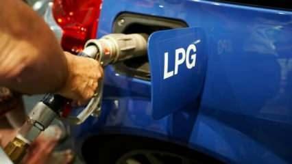 Benzin ve motorinden sonra LPG'ye de büyük indirim geliyor