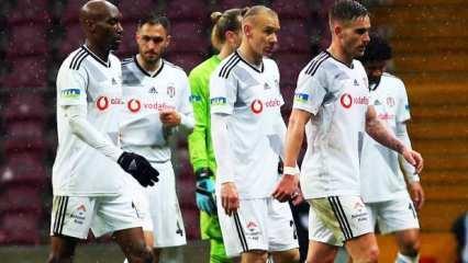 Beşiktaş'ta bir devir kapanıyor! 7 yıl sonra...