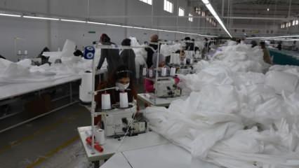 Çin için üretiyorlardı Artık Türkiye için üretiyorlar