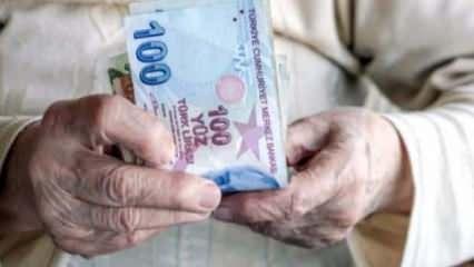 Zamlı emekli maaşları ne zaman ödenecek? En düşük emekli maaşı kaç TL?