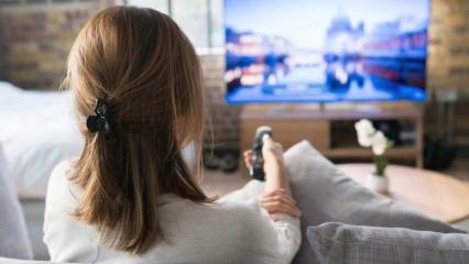 Evde kalanlar için televizyon programlarının yayın akışları