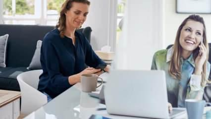 Uzmanların önerileriyle evden çalışırken motive olmak için nasıl giyinilmeli?