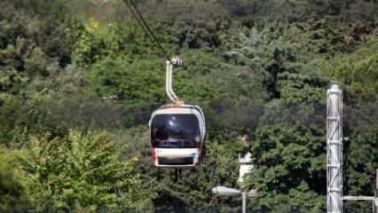 İstanbul'da teleferik seferleri geçici olarak durduruluyor