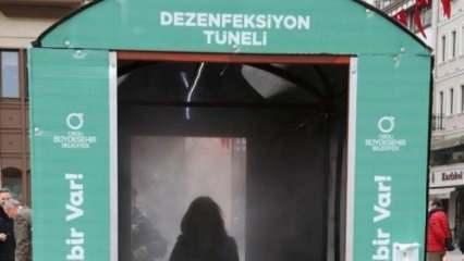 Prof. Ateş Kara'dan 'dezenfeksiyon tüneli' uyarısı