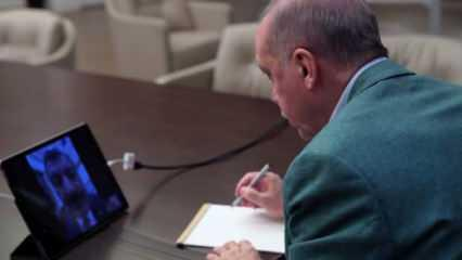 Son dakika: Erdoğan, okullar için Bakan Selçuk'a Bilim Kurulu'nu işaret etti