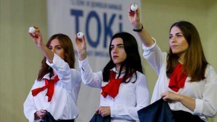100 Bin Yeni Sosyal Konut Projesi'nde kuralar ertelendi