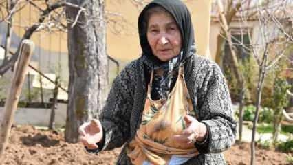 Tüm Türkiye'yi duygulandırmıştı! Tevhide Nine bu çağrıyı yaptı