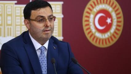 AK Partili vekil 3 aylık maaşını bağışladı