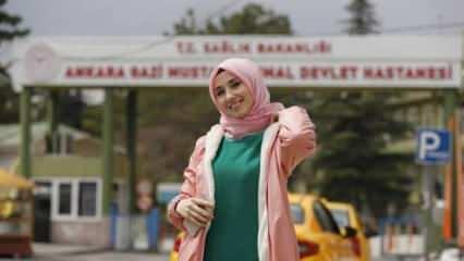 Ankara'da koronavirüsü yendi! Yaşadığı her şeyi anlattı