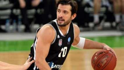 Basketbolcu Kerem Tunçeri'den mecburi imaj değişikliği! Sakal ve bıyıklarını kesti...