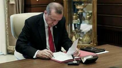 Erdoğan imzaladı: Büyük kolaylık getirildi