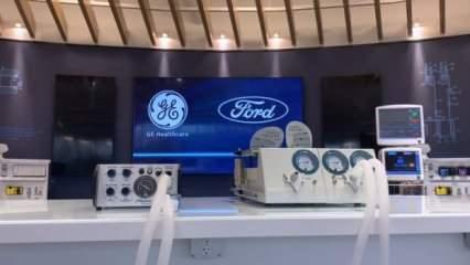 Ford ve General Elektrik beraber üretecek
