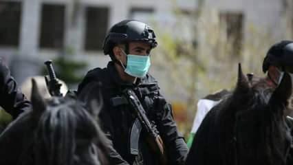 İsrail'de koronavirüsten ölüm sayısı 57'ye ulaştı