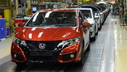 Japon otomobil devi Honda süreyi uzattı!