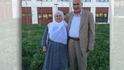 Karı koca 9 saat arayla koronavirüsten öldü!