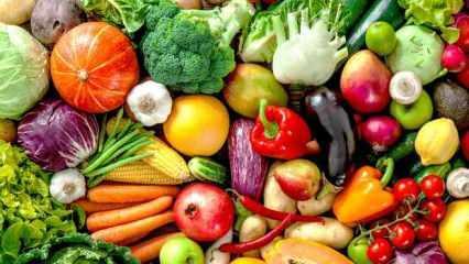 Mevsiminde beslenmenin önemi ve nisan ayında tüketilmesi gereken sebze ve meyveler nelerdir?