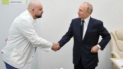 Putin geçen hafta ziyaret edip el sıkışmıştı! Koronavirüse yakalandı! Kremlin'den açıklama
