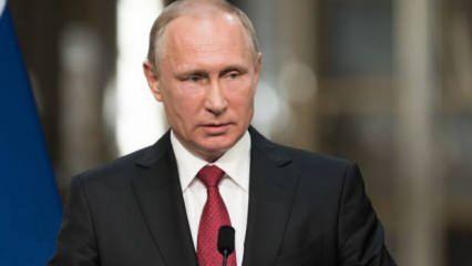 Putin'den koronavirüs itirafı! 'Ülkenin ekonomisi zor durumda'