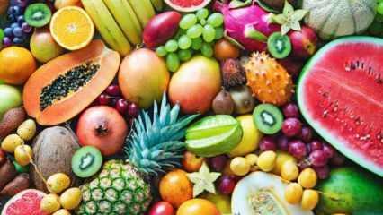 Rüyada meyve görmek ne anlama gelir? Rüyada meyve görmek hayırlı mıdır?